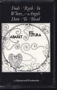 Various: Cabaret Futura - Fools Rush In Where Angels Dare To Tread