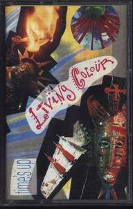 Living Colour: Times Up