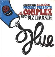 Mr Complex/Biz Markie/L-Fudge: Glue / Scrape Your Back Out