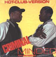 Boogie Down Productions: Criminal Minded (Hot-Club-Version)