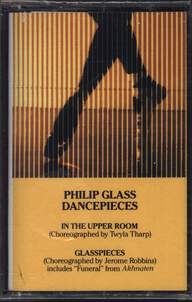 Philip Glass: Dancepieces