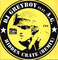 Greyboy: Hidden Crate (Remix) / Cathy