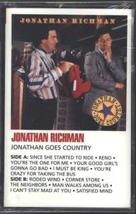 Jonathan Richman: Jonathan Goes Country