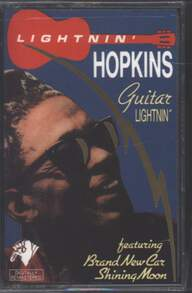 Lightnin Hopkins: Guitar Lightnin'