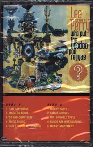 Lee Perry: Who Put The Voodoo 'Pon Reggae