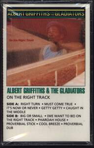 Albert Griffiths/The Gladiators: On The Right Track