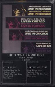 Little Walter/Otis Rush: Live In Chicago