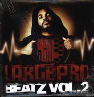 Large Professor: Beatz Vol. 2