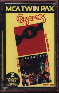 The Crusaders: Chain Reaction/Street Life