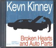 Kevn Kinney: Broken Hearts And Auto Parts