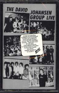David Johansen Group: Live