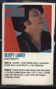 Sleepy La Beef: Electricity