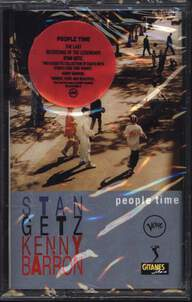 Stan Getz/Kenny Barron: People Time