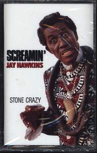 Screamin'jay Hawkins: Stone Crazy