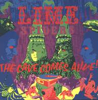 The Lime Spiders: The Cave Comes Alive!