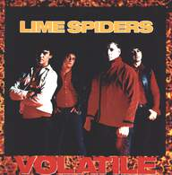 The Lime Spiders: Volatile