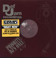 Epmd: Right Now / Symphony