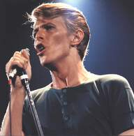 David Bowie: Rock Concert