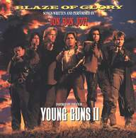 Jon Bon Jovi: Blaze Of Glory