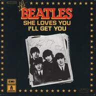 The Beatles: She Loves You / I'll Get You