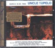 Uncle Tupelo: March 16-20, 1992