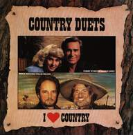 Various: Country Duets - I Love Country
