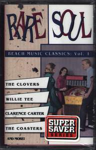 Various: Rare Soul: Beach Music Classics Vol. 1