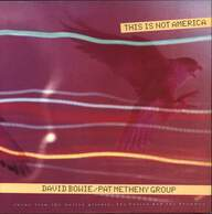 David Bowie/Pat Metheny Group: This Is Not America