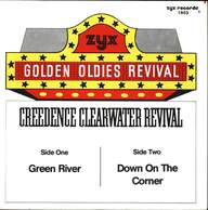 Creedence Clearwater Revival: Green River / Down On The Corner