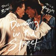 David Bowie/Mick Jagger: Dancing In The Street