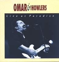 Omar And The Howlers: Live At Paradiso