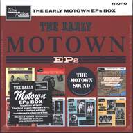 Various: The Early Motown EPs Box
