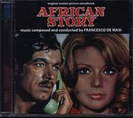 Francesco De Masi: African Story (Original Soundtrack)