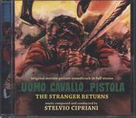 Stelvio Cipriani: Un Uomo Un Cavallo Una Pistola (The Stranger Returns) (Original Soundtrack)