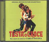 Carlo Savina: Testa O Croce (Original Soundtrack)