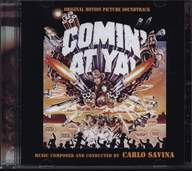 Carlo Savina: Comin' At Ya! (Original Soundtrack)