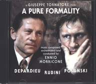 Ennio Morricone: A Pure Formality (Original Motion Picture Soundtrack)