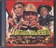 Bruno Nicolai: La Battaglia Del Deserto (Original Soundtrack)