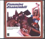 Bruno Nicolai: Femmine Insaziabili (Original Soundtrack)