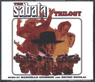 Marcello Giombini/Bruno Nicolai: The Sabata Trilogy (The Complete Original Soundtracks)
