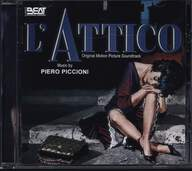 Piero Piccioni: L'Attico (Original Soundtrack)