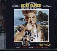 Piero Piccioni: Professor Kranz Tedesco Di Germania (Original Soundtrack)