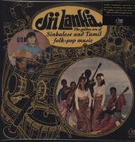 Various: Sri Lanka : The Golden Era Of Sinhalese And Tamil Folk-Pop Music