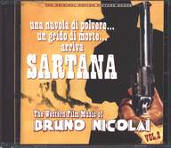 Bruno Nicolai: The Western Film Music Of Bruno Nicolai Vol. 2