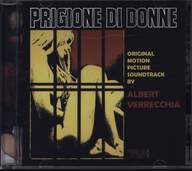 Albert Verrecchia: Prigione Di Donne (Original Motion Picture Soundtrack)
