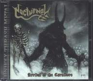 Nocturnal (11): Arrival Of The Carnivore