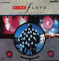 Pink Floyd: Pink Floyd In Concert - Delicate Sound Of Thunder
