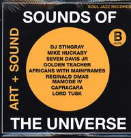 Various: Sounds Of The Universe (Art + Sound) (Record B)