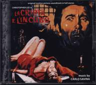 Carlo Savina: La Cripta E L'Incubo (Original Motion Picture Soundtrack In Full Stereo)