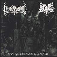 Deathevokation/Lie In Ruins: An Allegiance In Death